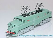 Arnold HN2344, N gauge, Spanish Co-Co Electric Locomotive 7702 , RENFE pale gr