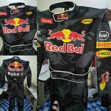 RED BULL GO KART RACE SUIT CIK/FIA LEVEL 2 APPROVED WITH FREE GIFTS INCLUDED