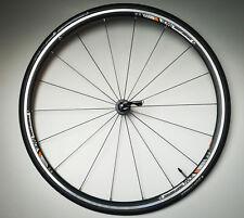 Trek Bontrager Race Wheel Front 700c orange decal w clincher 700 x 23 new