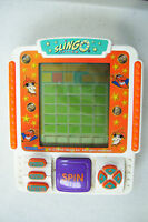 TIGER 1998 HAND HELD SLINGO GAME WITH INSTRUCTIONS ADDICTIVE  LOTS OF FUN