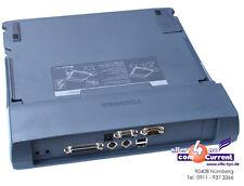 Toshiba Port Replicator Docking Station for Tecra 8100 8200 USB PA3028E-1PRP
