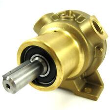 Jabsco Bronze Impeller Pump 3/8'' ports 2620-1101