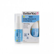 Better You Dlux 1000 Journalier Vitamine D Oral Spray 15ml