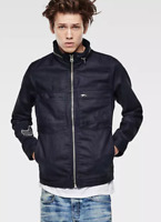 G-star Raw For The Oceans - Attacc Slim 3D Jacket Mens Raw Size Small  *REF1