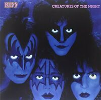 Kiss - Creatures Of The Night (Vinyl Used Very Good)
