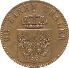 Kgr. Preußen, Friedrich Wilhelm IV., 4 Pfennige 1855 A