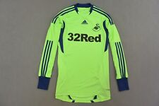 2012-13 adidas Swansea City AFC Goalkeeper GK Shirt SIZE S (adults)