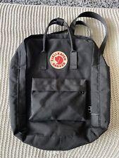 Fjallraven Kanken Classic  Black Backpack Style Deal :)