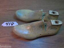 VINTAGE PAIR 1959 Size 9 E X4914 Shoe Last-KRENTLER-UNITED LAST St LOUIS,MO #418