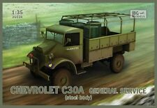 Camion US. CHEVROLET C30A, WW2  - KIT IBG Models 1/35 n° 35038