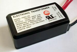 60W Halogen Electronic Transformer HD60-120