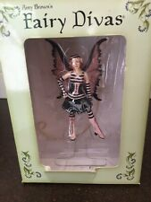 MAGGIE Misfit Fairy Diva Ornament Amy Brown angel faery flower misfits faerie