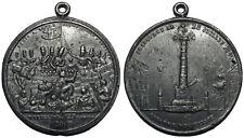médaille Armée D'Afrique, victoire de Mazagran, Colonne De Juillet 1840