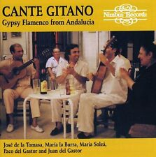 Various Artists, Can - Gypsy Flamenco from Andalucia [New CD]