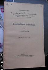 1900-1949 Bildband/Illustrierte-Ausgabe Antiquarische Bücher für Kunst & Kultur
