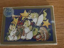 "Pocket Dragon -Dragon Tales- Greeting Card ""A Band of Angels"" 5 Cards Sealed"
