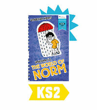 Welcome to the World of Norm By Jonathan Meres World Book Day 2016 New