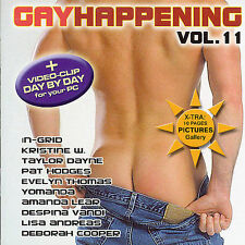 Various Artists-Gay Happening Vol. 11  CD NEW