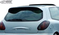 RDX Heckspoiler FIAT Bravo 1 Typ 182 Dachspoiler Heck Dach Spoiler HGT Look