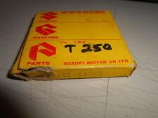 NOS Suzuki Piston Ring Set STD 1969 T250 TC250 Hustler 12140-11702