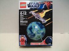 Lego #9674 Star Wars Naboo Stargighter and Naboo Rare and Hard To Find NIB 2012!