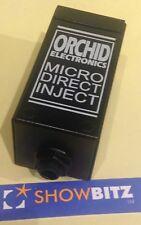 Orchid Electronics Micro DI box High Quality direct injection converter MARK 2