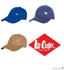 New Men/'s LEE COOPER Cap Sports Running Hat Baseball Six Panel Metal Branded