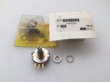 CMU1511 Ohmite, 2 Watt 150 Ohm 10%, Rotary Metal Potentiometer