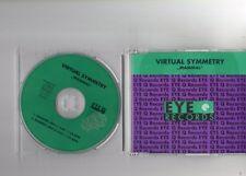 Virtual Symmetry - Mammal - CD EP - RARE MAXI SINGLE - EYE Q 021 CD 1994