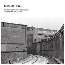 SAMMLUNG(ELEKTRONISCHE MUSIKKASSETTEN,DÜSSELDORF   CD NEU