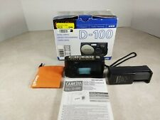 Olympus D-100 Camedia Digital Camera 1.3 Megapixel B6 See description for detail