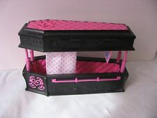 Draculaura Coffin Bed jewelry box lid Monster High Vampire Monster High teen