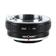 K&F Concept adapter for Exakta mount lens to Fujifilm X-Pro2 T20 camera KF-EXAX