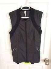 Lululemon Cycling Vest, Reflective, Size 6