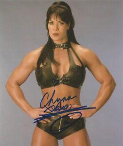Chyna ( WWF WWE ) Autographed Signed 8x10 Photo REPRINT ,