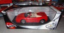 Hot Wheels Ferrari F355 Spider rot 1:18 in OVP versiegelt