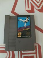 Kung Fu (Nintendo NES) Authentic/Cleaned/Tested Game
