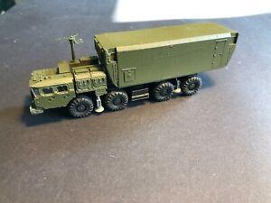 Arsenal M Resin UdSSR NVA  54K6E BAIKAL S-300 Kommando-Zentrale  MAZ-543   #825