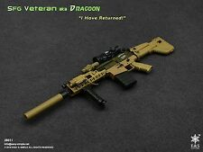 Easy & Simple 1/6 Action Figure Army SFG 26011 SCAR Assault Rifle & Accessories