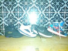 Lot Of 4 Pair.Toddler Boys and girls Retro Jordan Nike Reebok sneaker sz 4C & 5C