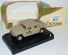 Victoria 1:43 R018 ++ Hummer Commandcar US Desert Storm Golfkrieg ++ OVP #B4_305