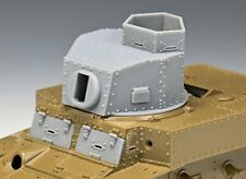 "1/35 Hellcat Scale Models M3 Stuart D38976 ""Hex"" Riveted Early turret"