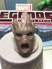 MARVEL LEGENDS  G-O-T-G ANGRY GROOT ALT HEAD CAST 1:12 FOR 7 IN FIGURE