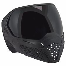 New Empire EVS Thermal Paintball Goggles Mask - Black / Black