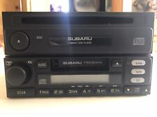 Subaru Car Stereo Reciever/Cd Player 86201Ae08A H6240Ls001