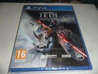 STAR WARS JEDI FALLEN ORDER      PS4 GAME  BRAND NEW SEALED