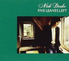 Nick Drake - Five Leaves Left CD New 2012