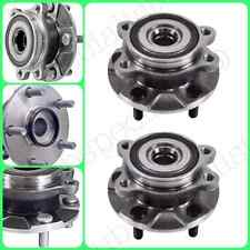 FRONT WHEEL HUB BEARING ASSEMBLY FOR  2012-2017 TOYOTA PRIUS-V PAIR NEW