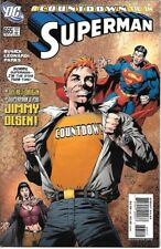 Superman Comic Book #665 DC Comics 2007 NEAR MINT NEW UNREAD