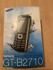 Samsung  Xcover GT-B2710  (Ohne Simlock) Unbenutzt